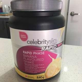 Celebrity Slim Rapid Shake