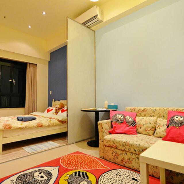 室內設計,隔間套房,年收增益300%