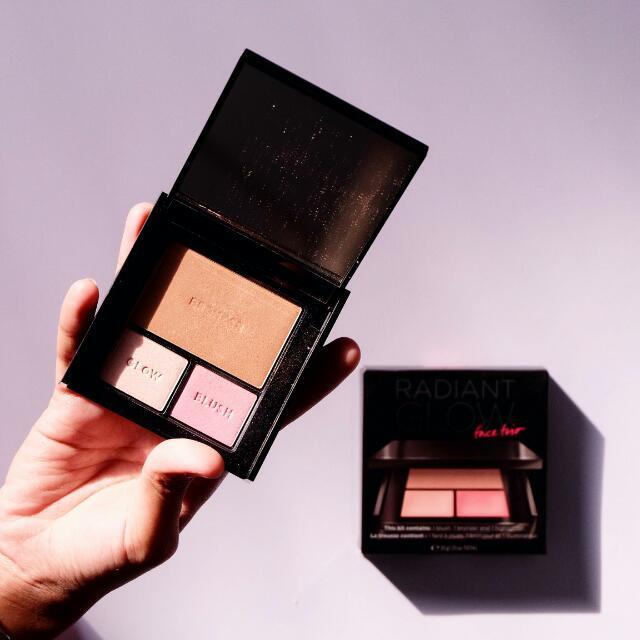 Victoria's Secret 3in1 Bronzer Highlighter Blush On
