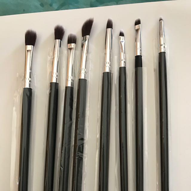 8 Piece Brush Set