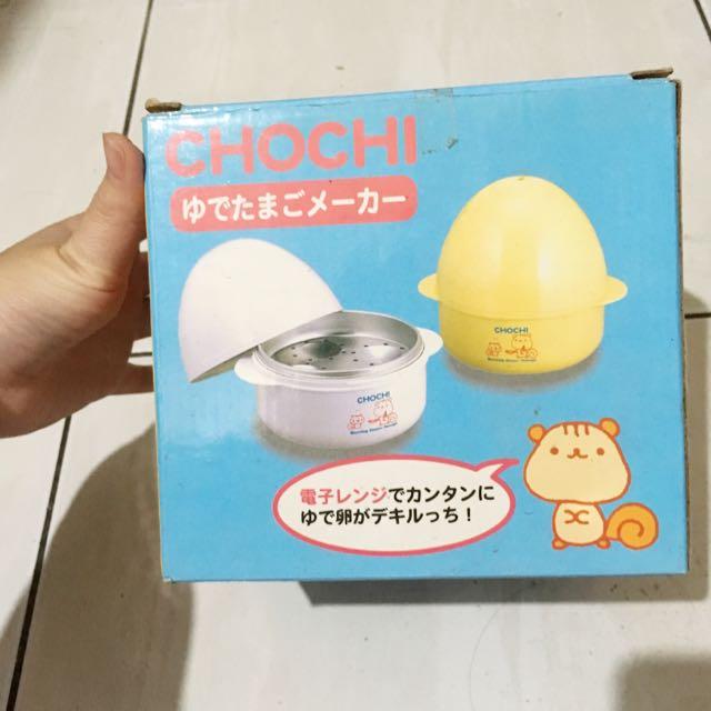 日本 微波爐煮蛋器
