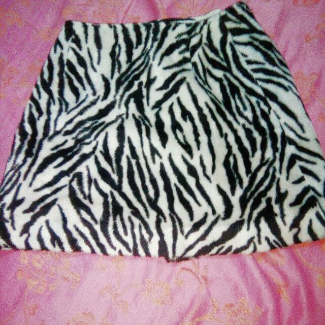 animal print skirt high waisted P180+50 for SF mnla area