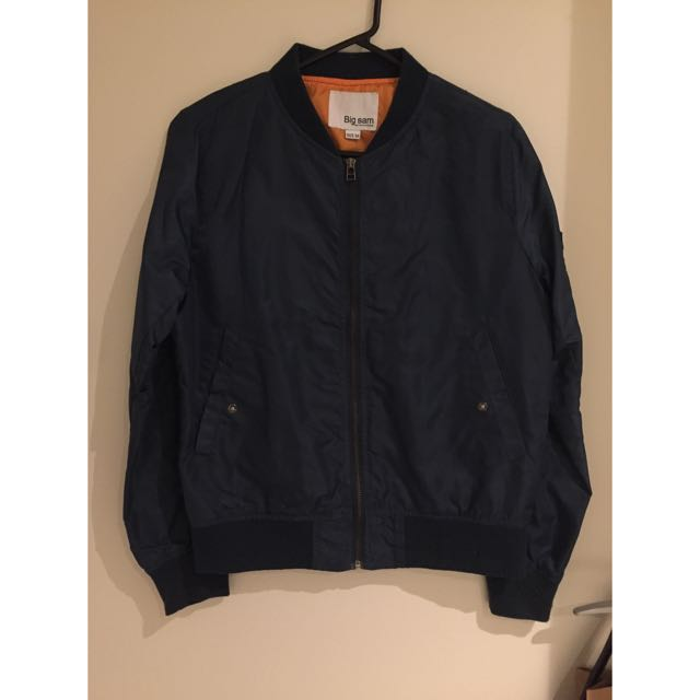 a84cc109b Big Sam's Bomber Jacket, Women's Fashion, Clothes on Carousell