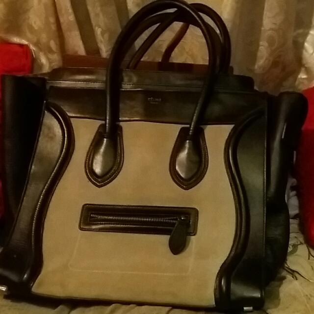 Big Suade CELINE bag