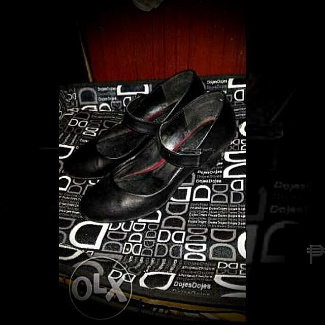 Black Shoes (Parisian)