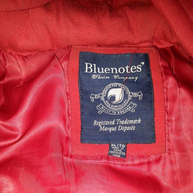 Bluenote Jacket For Sell