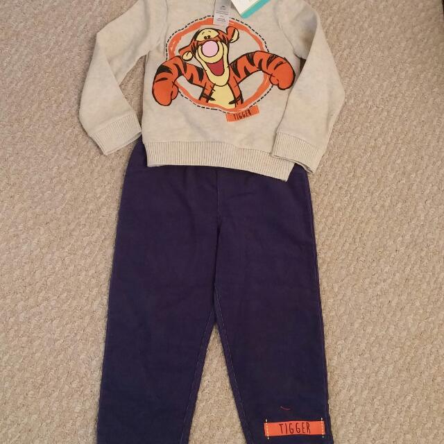 Brand New Outfit For Toddlers From Toys'us