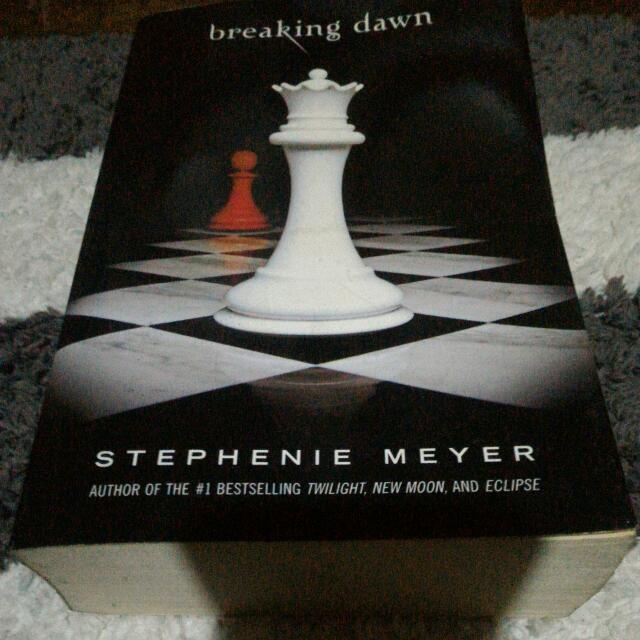 Breaking Dawn (Twilight )