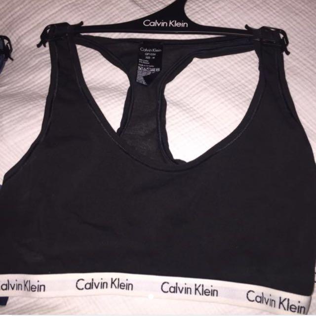 Calvin Klein Bra Sports Bra