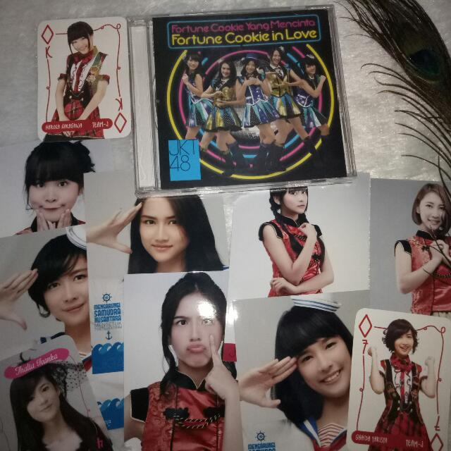 CD JKT48 Fortune Cookie Ori