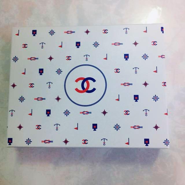 香奈兒Chanel限量繽紛包裝盒
