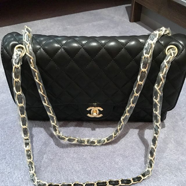 Chanel Classic Bag Size 32