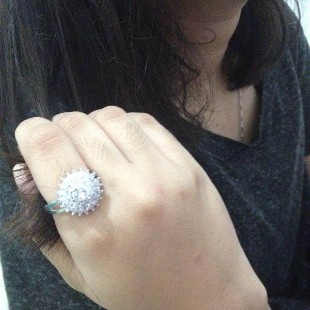 cincin lapis emas 18K