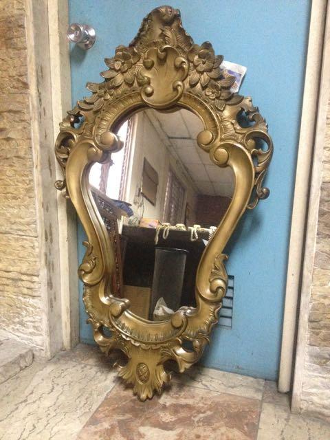 Classic Narra Mirror