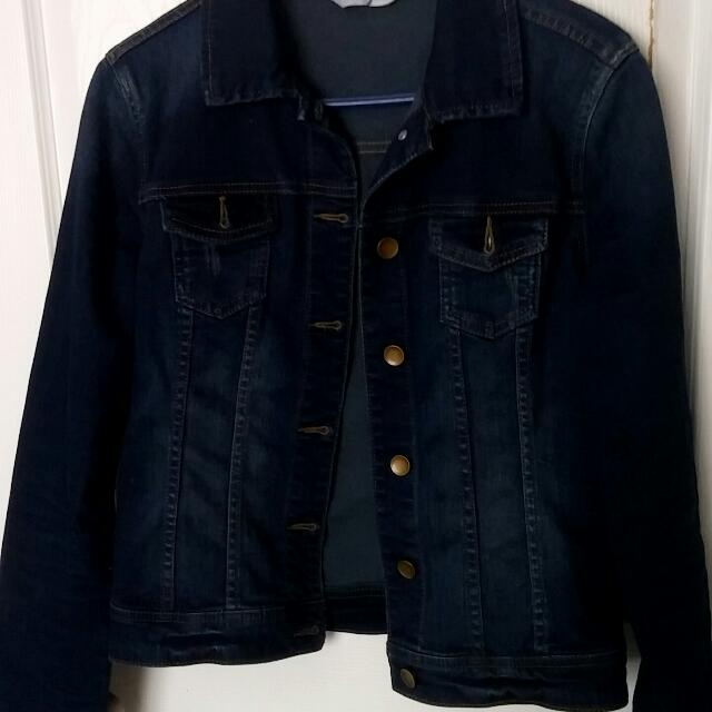 Deneim Jacket Size S/M