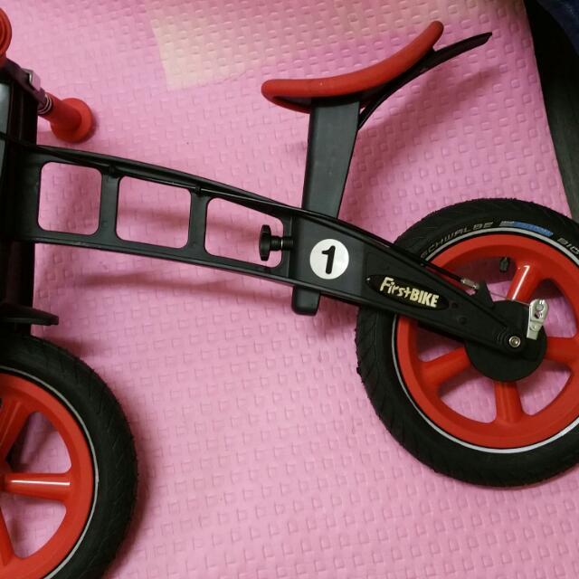 First Bike - Balance Bike