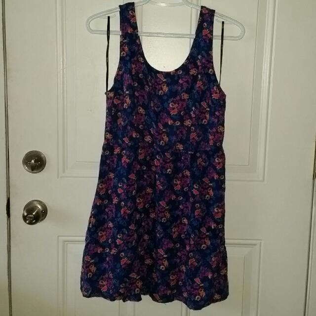 Forever 21 Floral Sundress