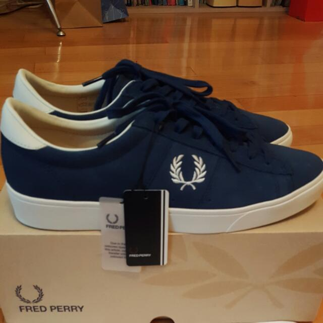 Fred Perry Spencer Suede