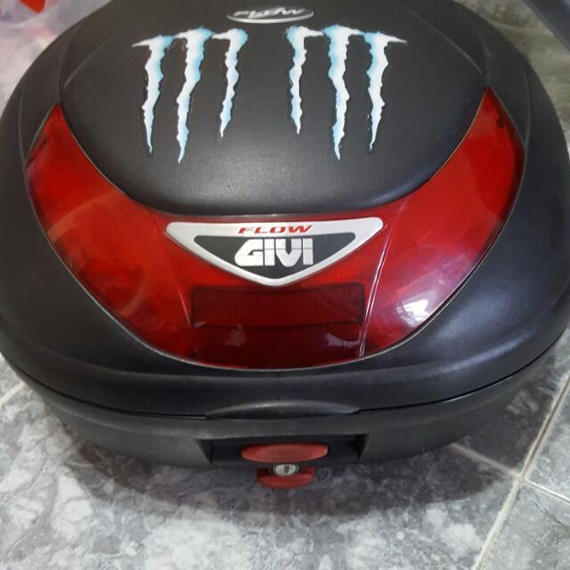 Givi 36L Top Box/Case