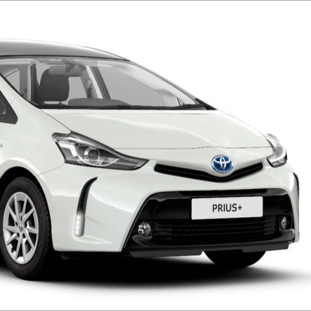 Grab/Personal Toyota