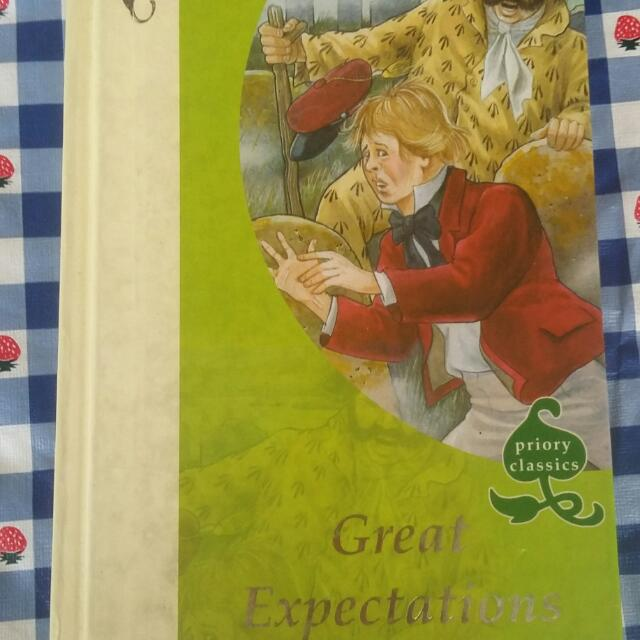 """Great Expectations"" by Charles Dickens (Pre-loved but Good condition)"