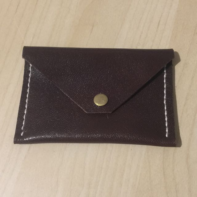 Hand Made Leather Coin Bag