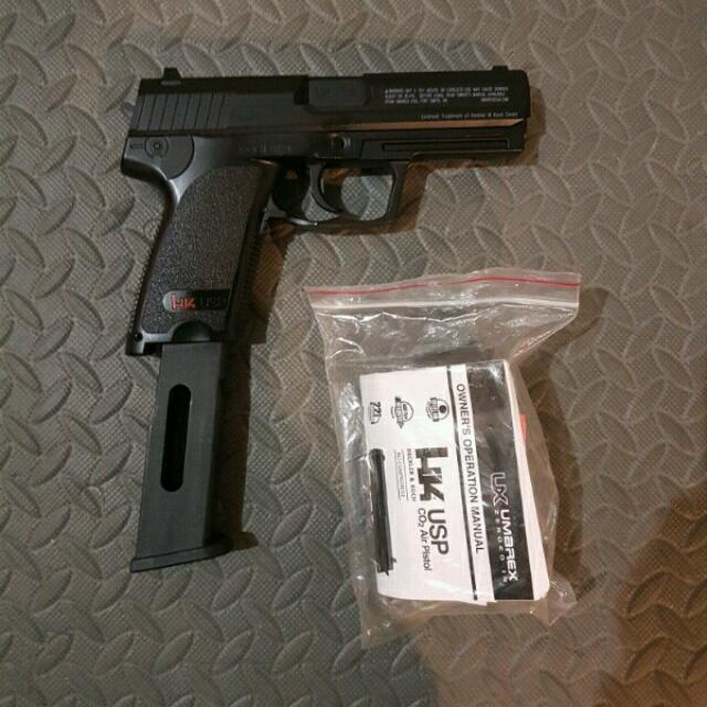 HK USP air Pistol
