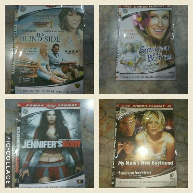 Hollywood DVD HD movies