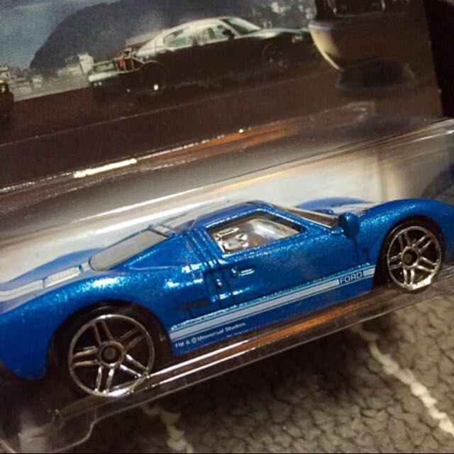 Hot Wheels Fast And Furious Ford Gt Toys Games Bricks Figurines On Carousell