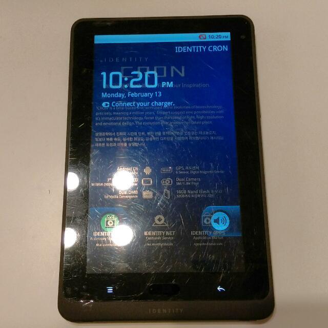 IDENTITY CRON 7吋安卓平板