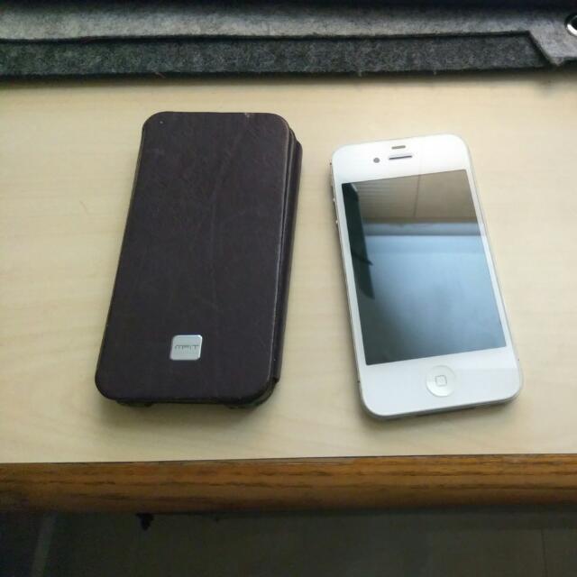 Iphone 4s 64g鎖帳號 當零件機或收藏賣