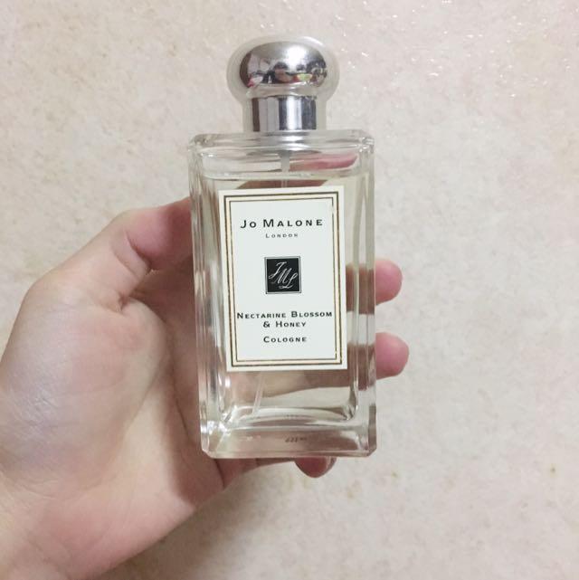 Jomalone杏桃花蜂蜜香水