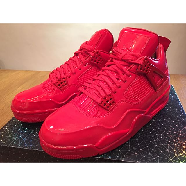[全新]Jordan 11LAB4 RED