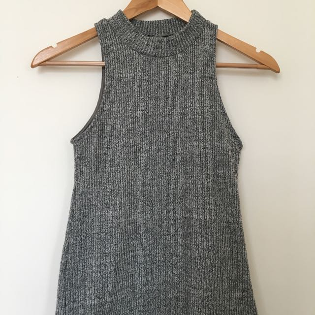 Knit Sleeveless Top