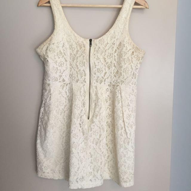 Lace Dress/Top