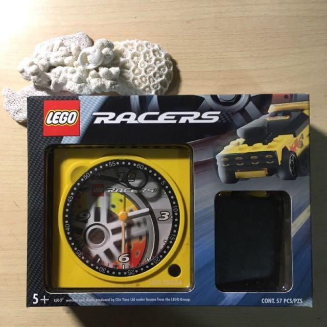 Lego 賽車時鐘