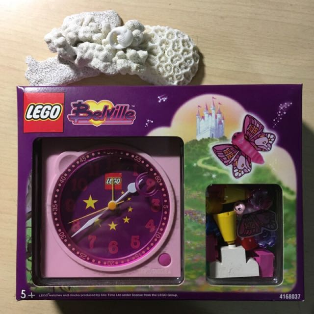 Lego 公主城堡時鐘