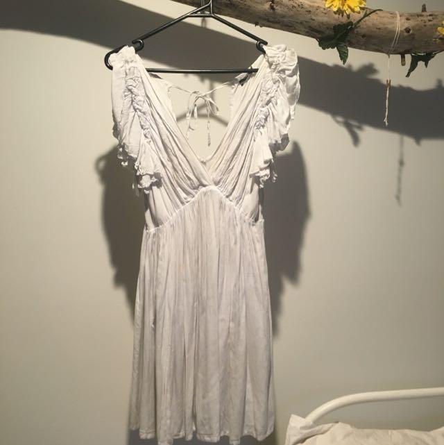 Lilya Pale Blue Dress s