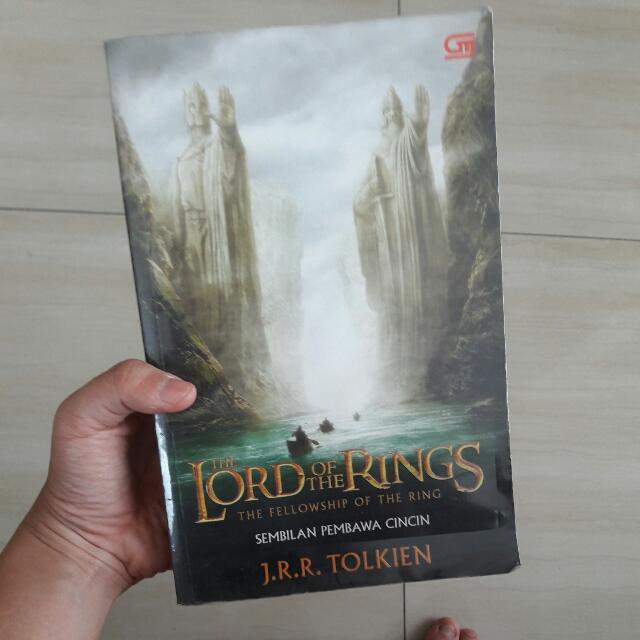 Lord Of The Rings : The Fellowship Of The Ring - Indonesia
