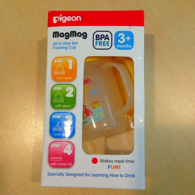 NEW!! MagMag All In One Training Cup Step 1-3