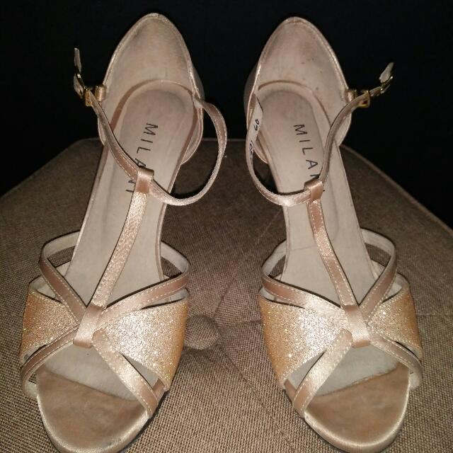 MILANI Ballroom Shoes