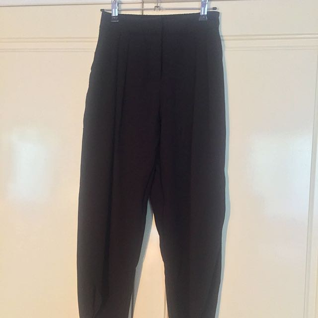 Mink Black Pants