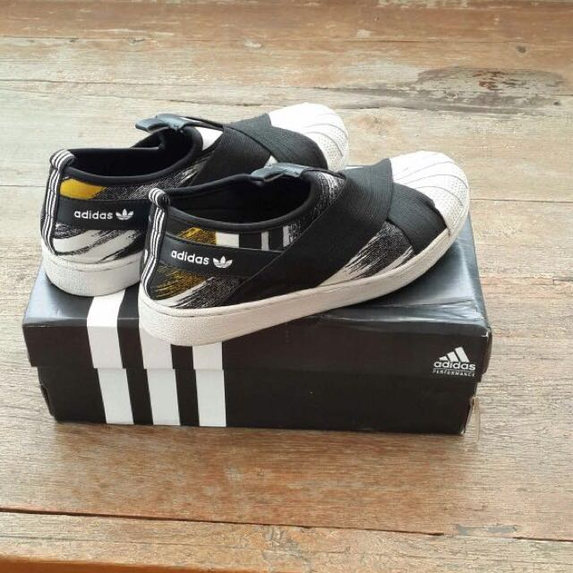 [NEGO] Adidas Superstar Slip On