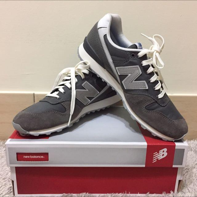 New balance996灰鞋