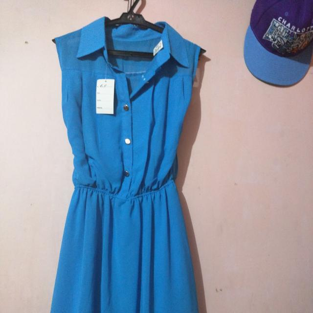 Nice Blue Dress (Repriced)
