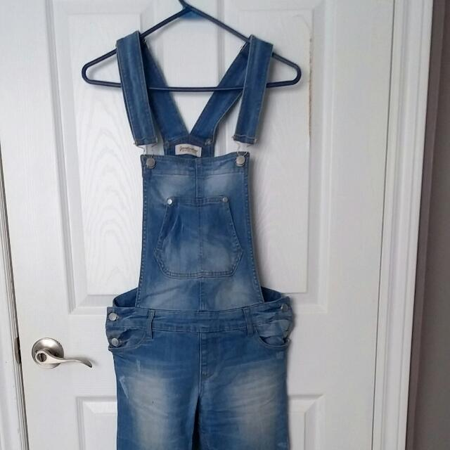 Overall Size S