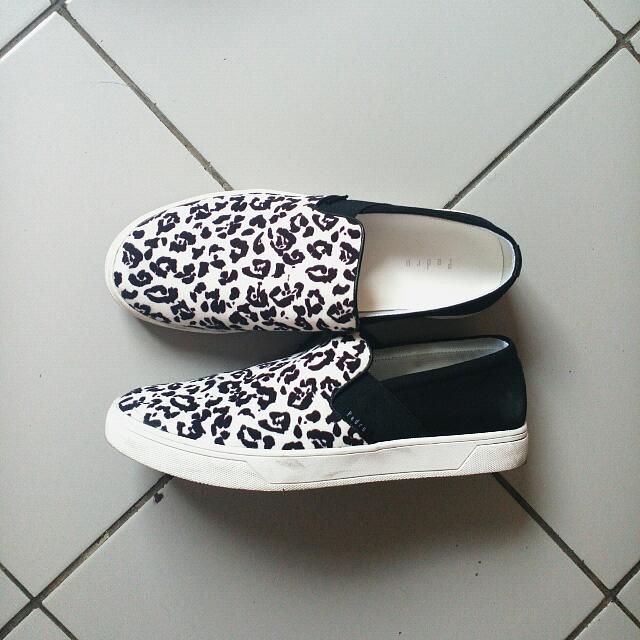 Pedro Slip On Shoes