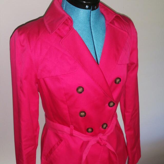 Pink H&M Jacket