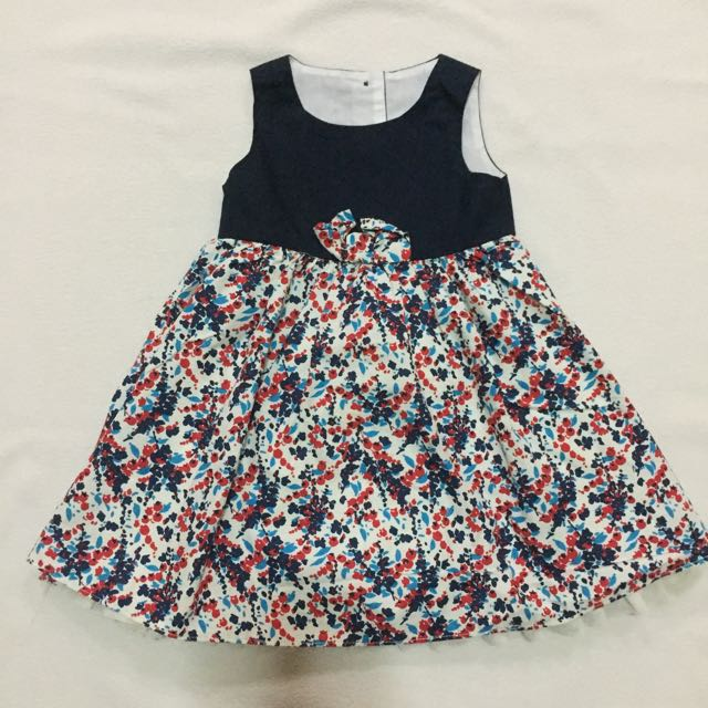 Preloved Mothercare Baby Dress