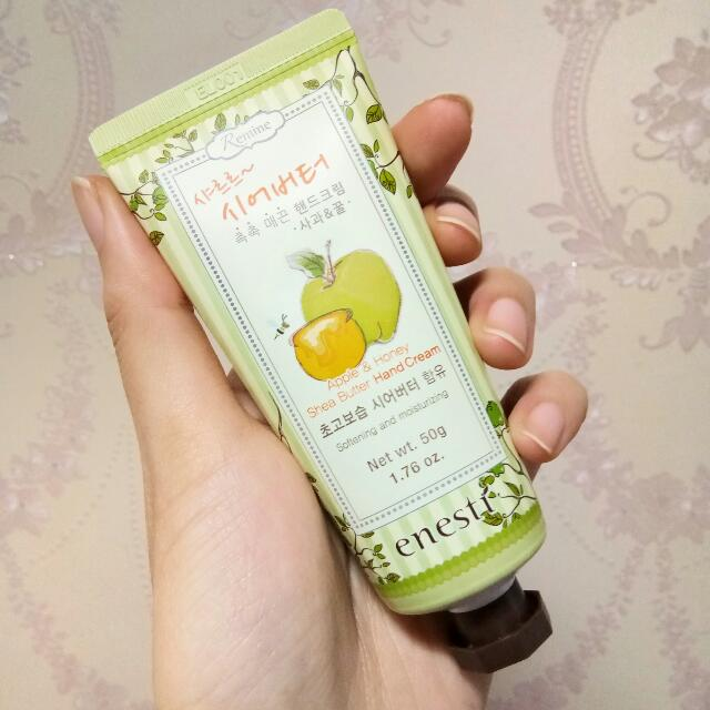 Enesti Apple&Butter Hand Cream